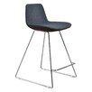 "Aeon Furniture Alyssa 23"" Bar Stool with Cushion (Set of 2)"