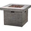 Home Loft Concept Cali Square Gas Fire Pit Table