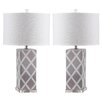 Safavieh Johanna 68.58cm Table Lamp (Set of 2)