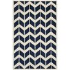 Safavieh Brynn Hand-Tufted Blue Area Rug