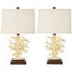 Safavieh Lily 53.34cm Table Lamp (Set of 2)