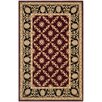 Safavieh Olivia Hand-Tufted Burgundy/Black Area Rug