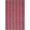 Safavieh Handgewebter Innen-/Außenteppich Sookie in Rot