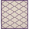 Safavieh Dalton Ivory/Purple Area Rug