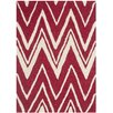 Safavieh Quinn Ivory/Red Area Rug