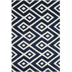 Safavieh Sherman Hand-Tufted Black/Ivory Area Rug