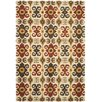 Safavieh Finnigan Hand-Tufted Ivory/Red Area Rug