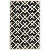 Safavieh Marion Handmade Black/Ivory Area Rug