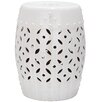 Safavieh Lattice Coin Stool