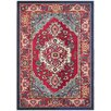 Safavieh Monaco Emiliana Red/Turquoise Area Rug