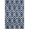 Safavieh Evans Hand-Tufted Dark Blue Area Rug