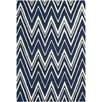 Safavieh Blue/Ivory Area Rug
