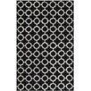 Safavieh Manuel Hand-Tufted Black/Ivory Area Rug