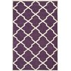 Safavieh Jennings Purple/White Area Rug