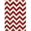 Safavieh Eileen Hand-Tufted Red Area Rug