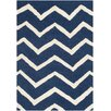 Safavieh Newton Hand-Tufted Navy Area Rug