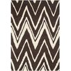 Safavieh Quinn Hand-Tufted Brown Area Rug