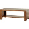 Safavieh Greensboro Coffee Table with Magazine Rack