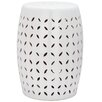 Safavieh Lattice Petal Stool