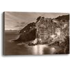 Ashton Wall Décor LLC Via dell' Amore by Rod Chase Photographic Print on Wrapped Canvas
