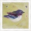 Ashton Wall Décor LLC Birds 'Lola' Framed Painting Print
