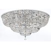 Crystorama Richmond 33 Light Flush Mount