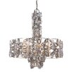 Crystorama Sterling 8 Light Candle Chandelier