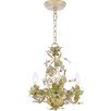 Crystorama Josie 3 Light Chandelier