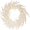 "Dyno Seasonal Solutions 30"" Christmas Prelit Winterberry Wreath"