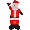 Gemmy Industries Airblown Inflatables Santa