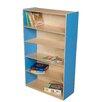 "Wood Designs 60"" Standard Bookcase"