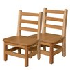 Wood Designs Wood Classroom Chair (Set of 2)