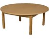 "Wood Designs 48"" Round Activity Table"
