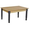 Wood Designs Rectangular Activity Table