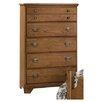 Carolina Furniture Works, Inc. Creek Side 5 Drawer Chest