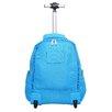 Ed Heck Flying Penguin Wheeled Backpack