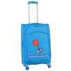 "Ed Heck Flying Penguin 28"" Spinner Suitcase"