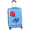 "Ed Heck Flying Penguin 28"" Hardsided Spinner Suitcase"