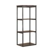 "Coast to Coast Imports LLC Valley Forge 58"" Accent Shelves"