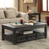 Coast to Coast Imports LLC Emerson Coffee Table with Lift top
