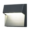 Lutec Radius 3 Light Outdoor Flush Mount