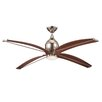 "Ellington Lighting 60"" Tyrod 4 Blade Ceiling Fan with Wall Remote"