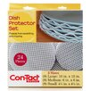 Kittrich 24 Piece Dish Protector Set