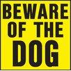 Hy-Ko Beware of Dog Sign (Set of 20)