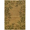 Tommy Bahama Home Villa Tan/Green Area Rug