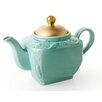 Alison Appleton Golden Carp 0.72L Porcelain Teapot