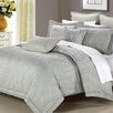 Nygard Home Bloom 3 Piece Duvet Cover Set