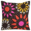 India's Heritage Applique Felt Throw Pillow