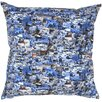 India's Heritage Jodhpur Print Throw Pillow