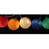 Sienna Lighting 6 Light Twinkling Sphere Party Light String